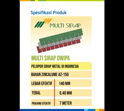 Multi Sirap Dwipa