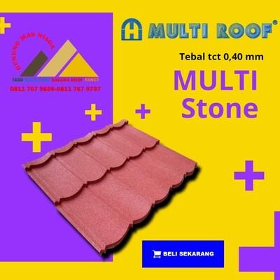 Multi Stone Pretty Maron 2x5