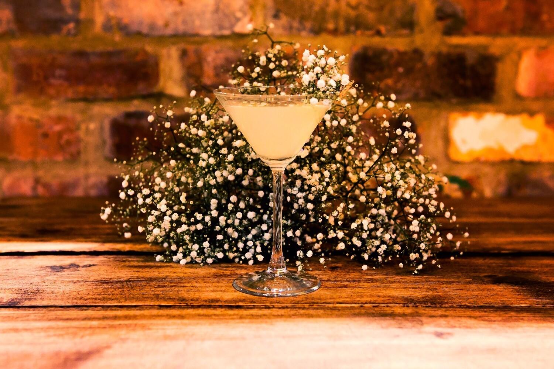 Lychee & Elderflower Martini