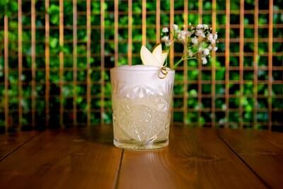Nuthatch Original Gin Pear Sour