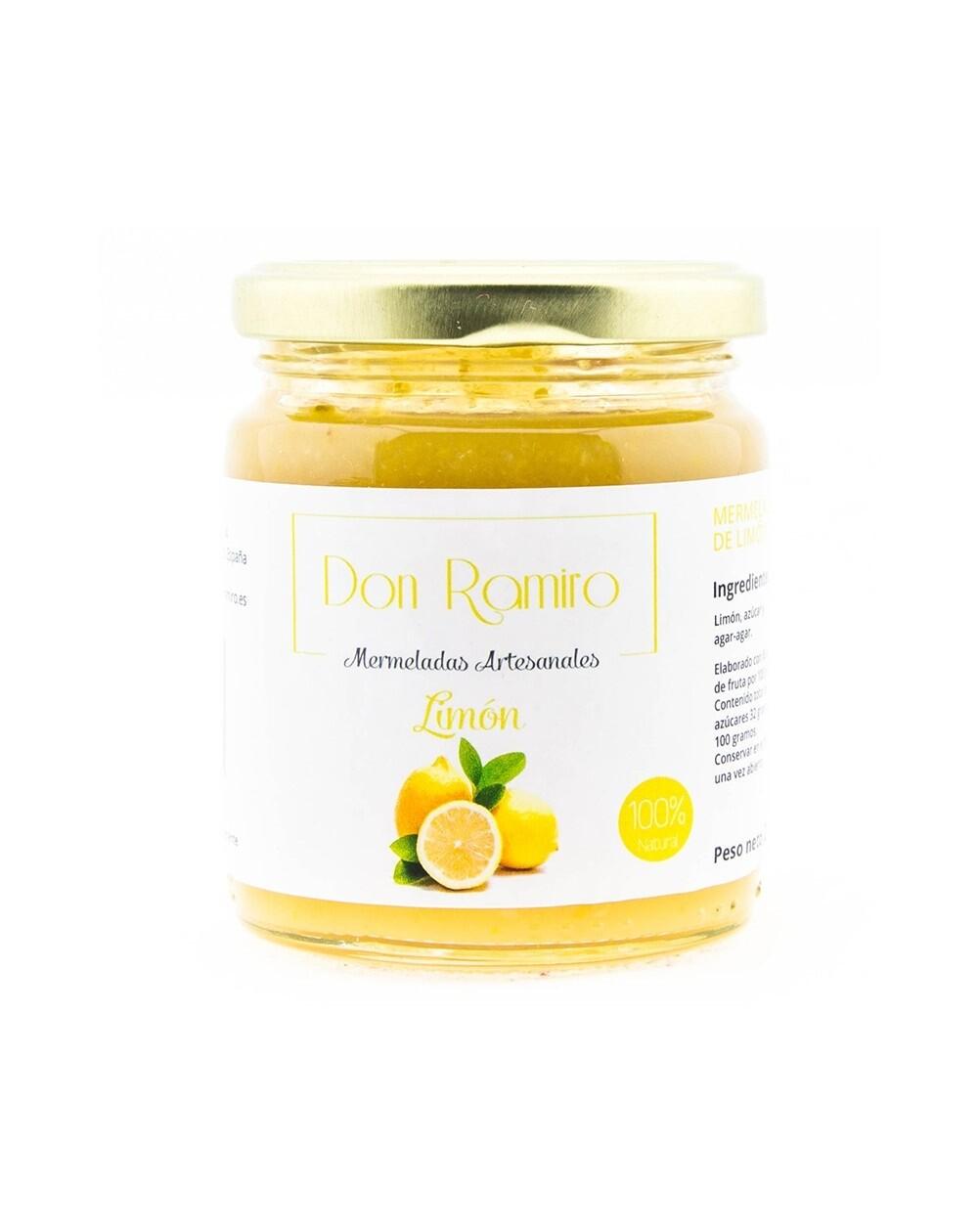Mermelada extra de limón