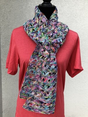 Criss Cross Scarf