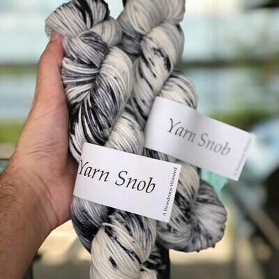Barcode - A Wondrous Worsted