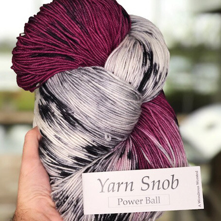 Keith's Orchid 720 - POWER BALL (Worsted)