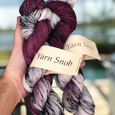 Keith's Orchid 720 - A Mighty Fine DK