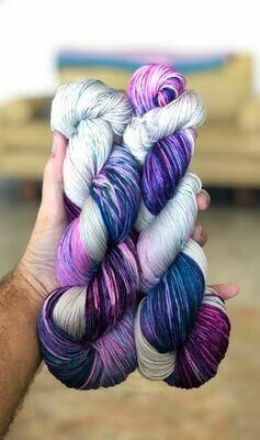 Pooling Cowl Knit Along: Mrs. Bilow- Fingering