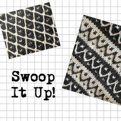 Swoop It Up! with Melissa Leapman on Saturday (10/24) 10-Noon Eastern
