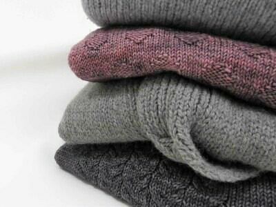 Sweater Savvy: Tips & Tricks for Better Sweaters with Shaina Bilow on Saturday (10/24) 6-8pm Eastern