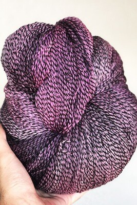 Nightshade - Queen Size (500 grams) Pinks dyed by Keith