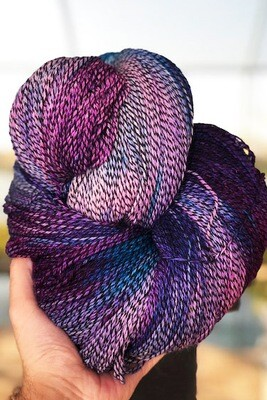 Nightshade - Queen Size (500 grams) Mermaid dyed by Keith