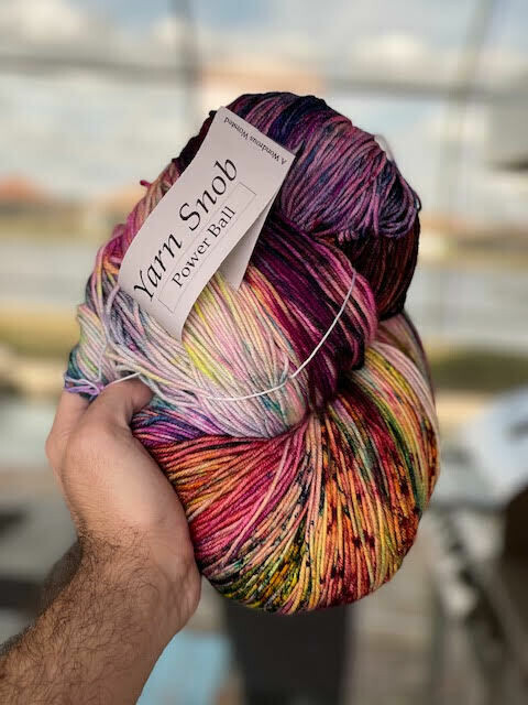WORSTED- 6