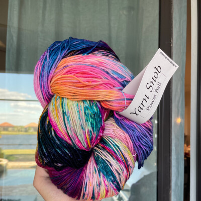 Happiness WPB05 - Power Ball Worsted 500 grams