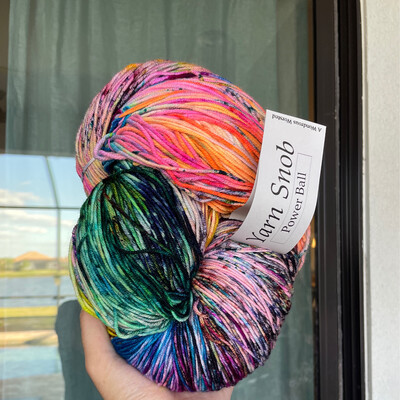 Happiness WPB09 - Power Ball Worsted 500 grams