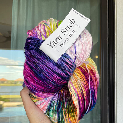 Happiness WPB08 - Power Ball Worsted 500 grams