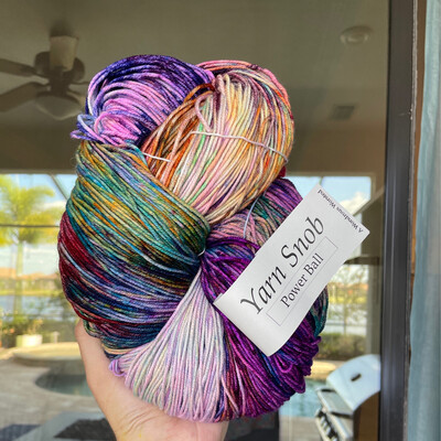 Happiness WPB02 - Power Ball Worsted 500 grams