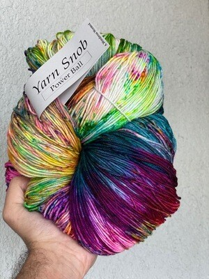 Happiness WPB06 - Power Ball Worsted 500 grams