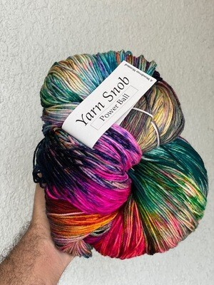 Happiness WPB03 - Power Ball Worsted 500 grams