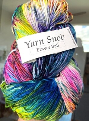 Happiness WPB07 - Power Ball Worsted 500 grams
