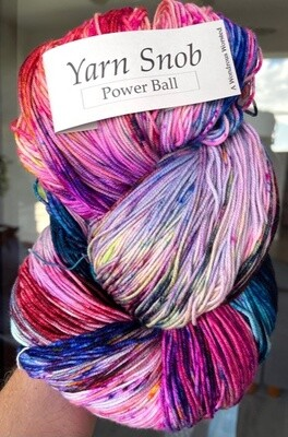 Happiness WPB10 - Power Ball Worsted 500 grams