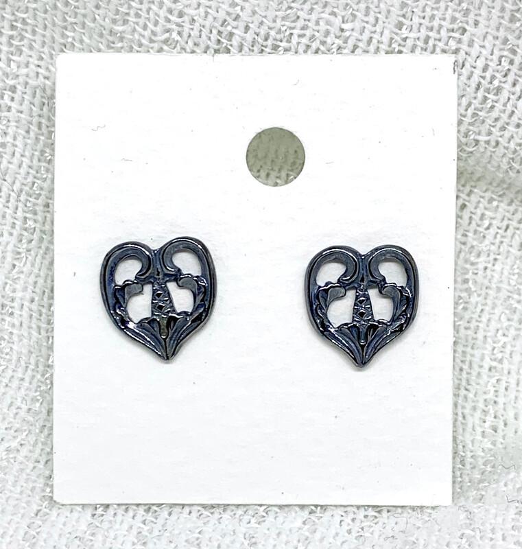 Sølvbestikk Hjerter