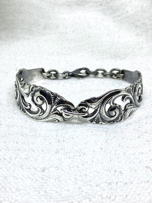 Sølvskje Armbånd