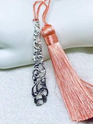 Bokmerke i sølv