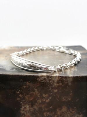 Sølvbestikk Armbånd
