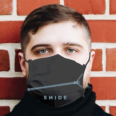 Zip Face Mask