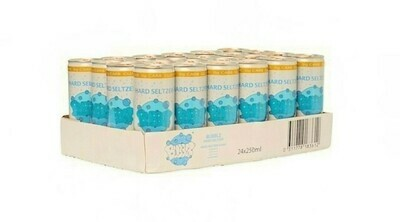 BUBBLZ Hard Seltzer Tropical - Familienset