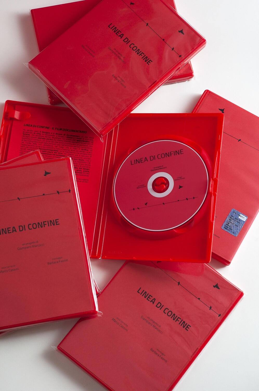 DVD - LINEA DI CONFINE