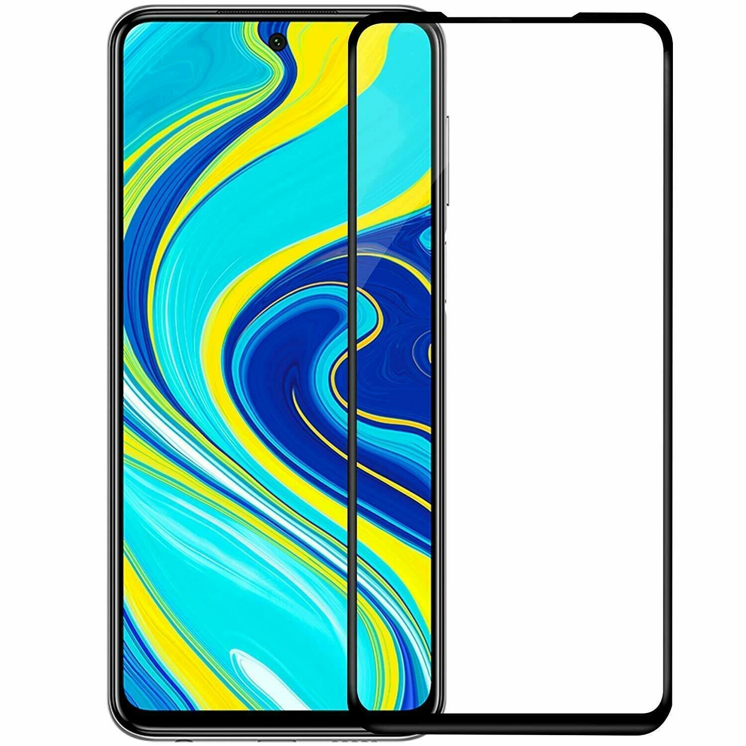 Edge 11D Tempered Glass Screen Protector for Xiaomi Poco X2/ Redmi Note 9 pro/Pro Max with installation kit