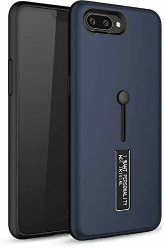 Heavy Duty Hybrid Personality Back Cover for Realme C2