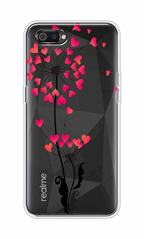 Designer Printed Soft Silicone Back Case Mobile Cover for Realme C2