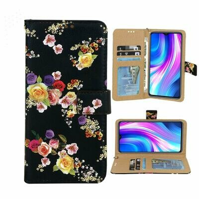 FLIP Cover for Realme Narzo 10 (Shockproof PU Leather Flip Cover)(Multicolor)
