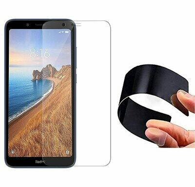Unbreakable Screen Guard/Tempered Glass For Redmi 7A