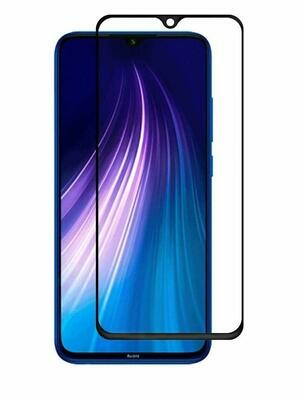 Edge Tempered Glass Screen Protector for Xiaomi Mi Redmi Note 8 Pro with Easy Installation Kit