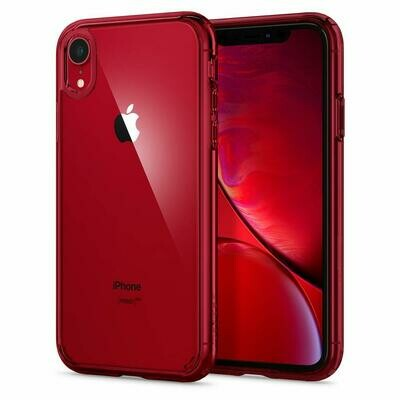 Back Cover Case for iPhone XR - Red