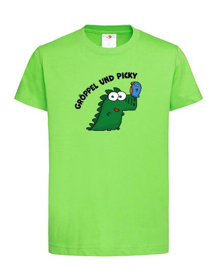 T-Shirt Gröppel und Picky