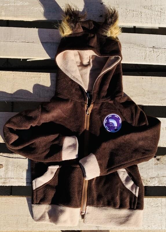 Ace Toddler Hoodie Jacket