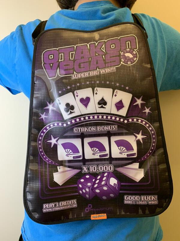 Otakon Vegas EQUILIBRIUM Backpack