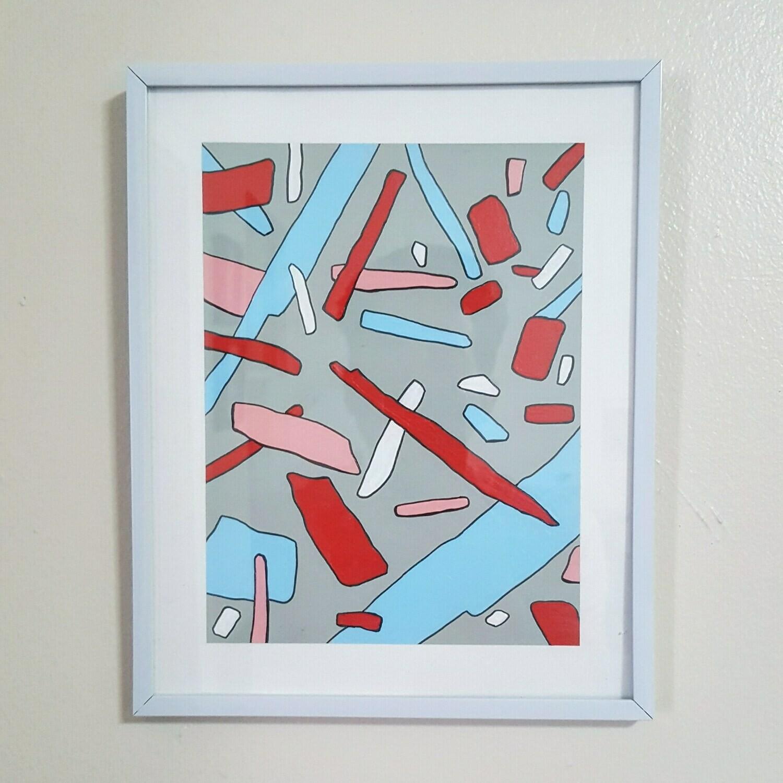 something for the kids (framed)