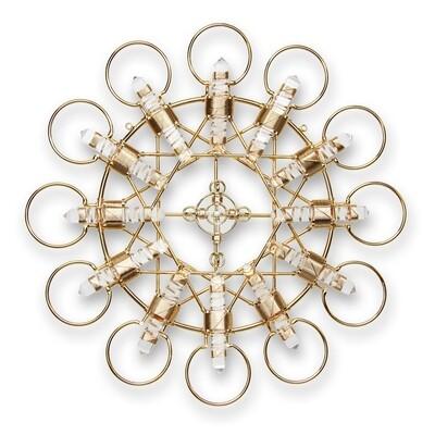 Buddha Maitreya the Christ - The Christ Cross Star