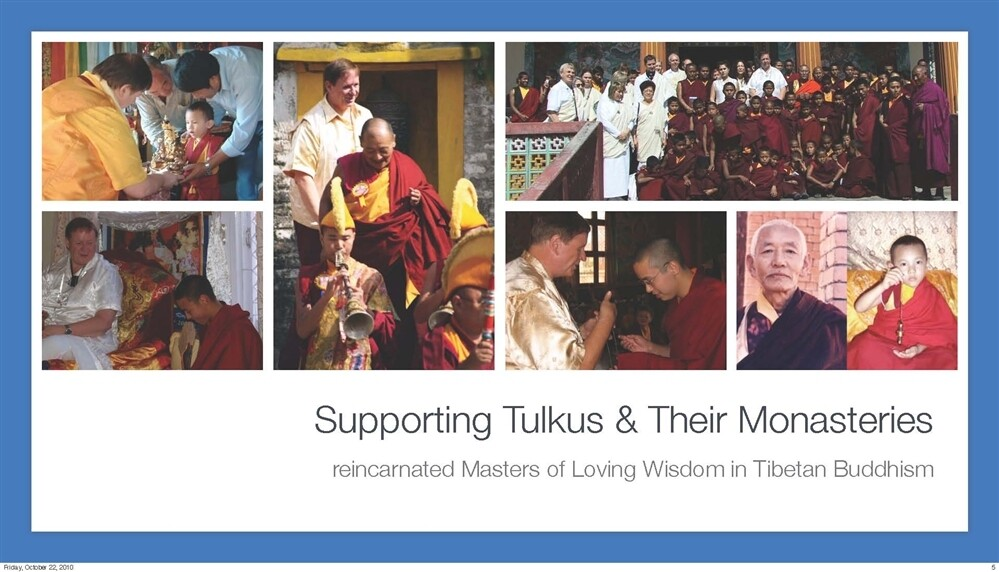 Sponsorships in Nepal, India and Tibet