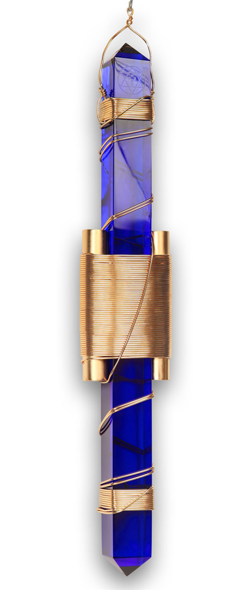 Buddha Maitreya the Christ Earth Etheric Weaver - 12k Gold-fill Wire