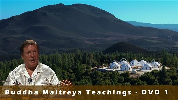 DVD 1 - Introduction to Buddha Maitreya and The Shambhala Healing Tools - (25-pack)