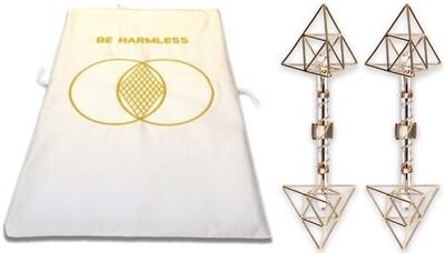 Buddha Maitreya the Christ Metatron Mat System with Deva Vajras - half-length