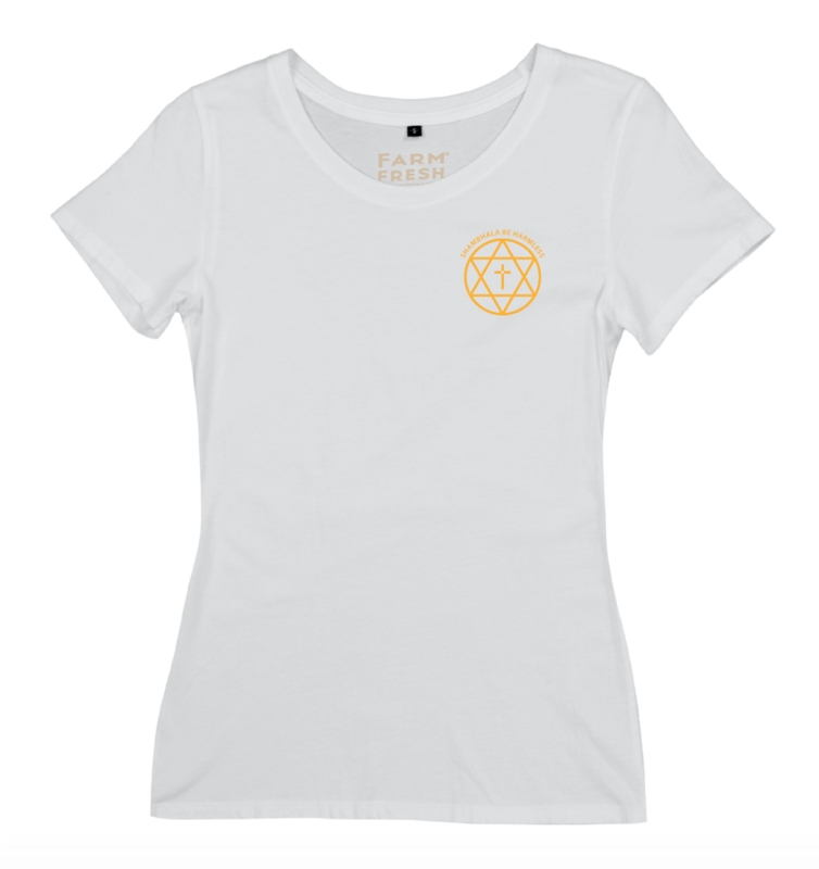 T-Shirt Shambhala Be Harmless - Women