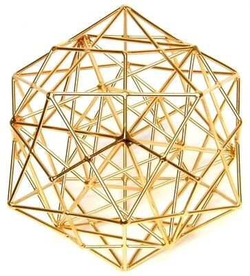 Adam's Earth Grid - Large