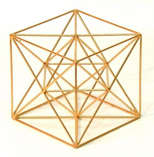 Metatron's cube - Medium