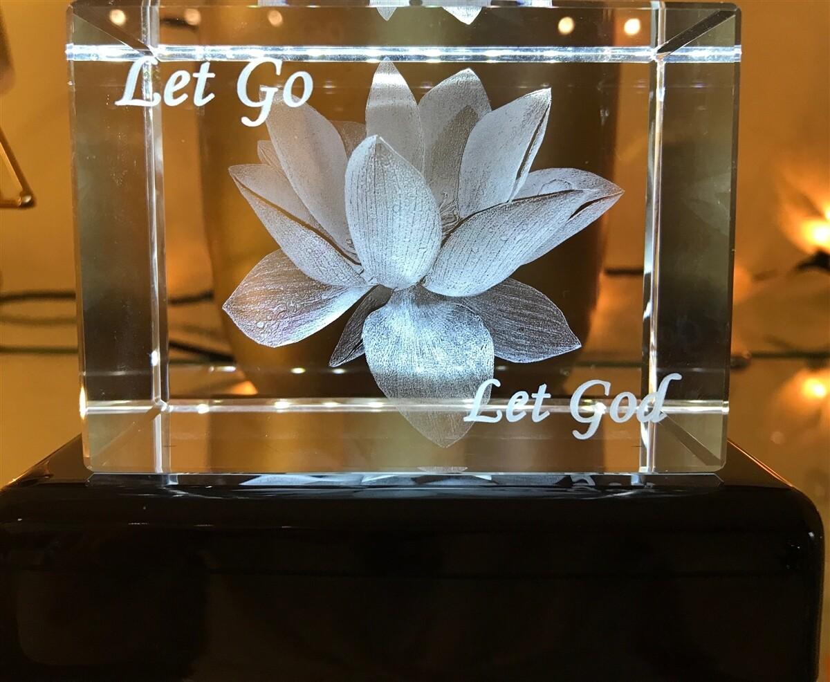 Lotus 3D Crystal